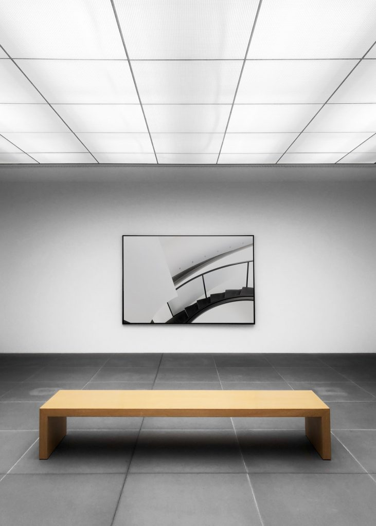 Enhancing Art through the right selection of gallery tiling