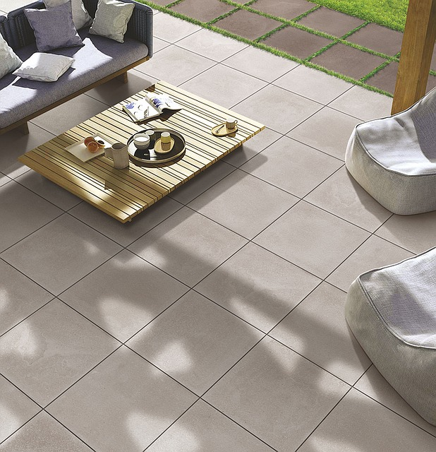 Are porcelain floor tiles the new thing?